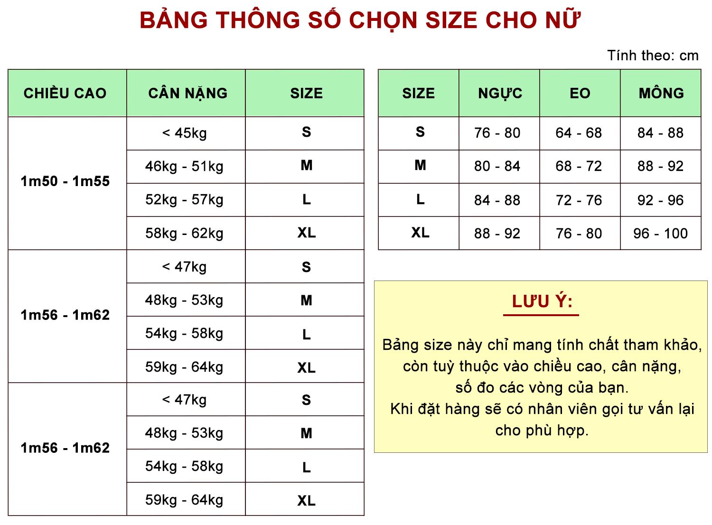 bảng chọn size minhtruc