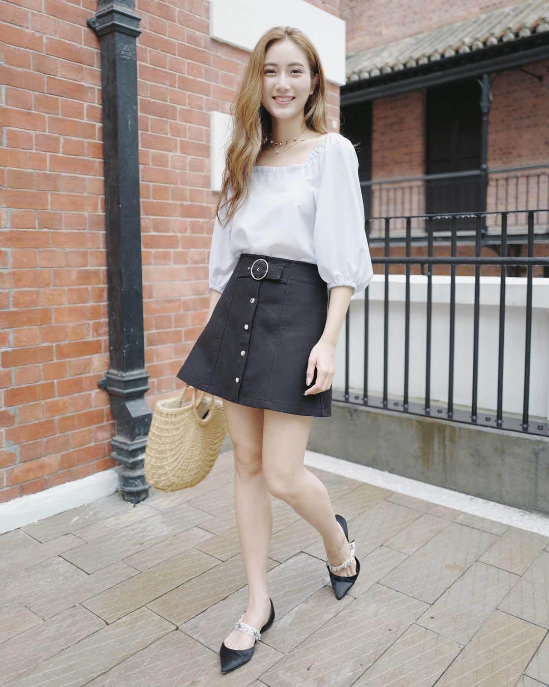 5 Lời Khuyên Chọn Váy Cực Chuẩn Cho Người Có Bắp Chân To